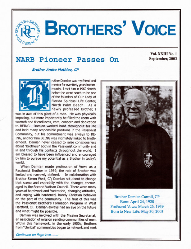 BV September 2003