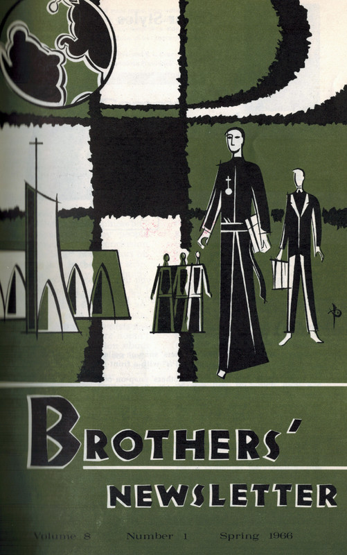 Brothers Newsletter Spring 1966