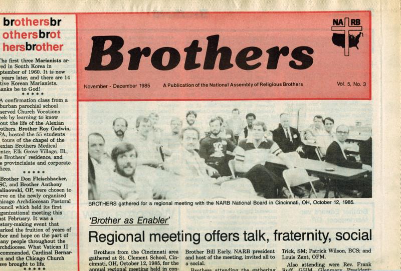 Brothers November 1985